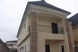 5bedroom Duplex fully Detached with BQ, At Lekki phase 1