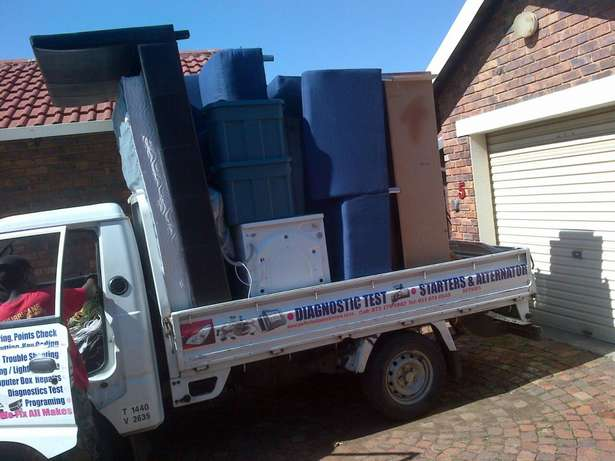 Bakkie for hire available Roodepoort - image 1