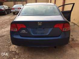 Tokunbo Honda civic for sale