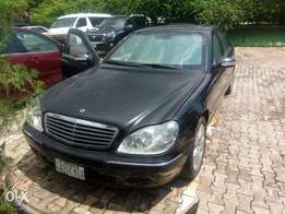Bullet Proof MBenz S class 500