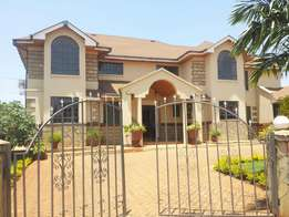 Runda 4 bedroom ensuite with Dsq in a gated community on half acre