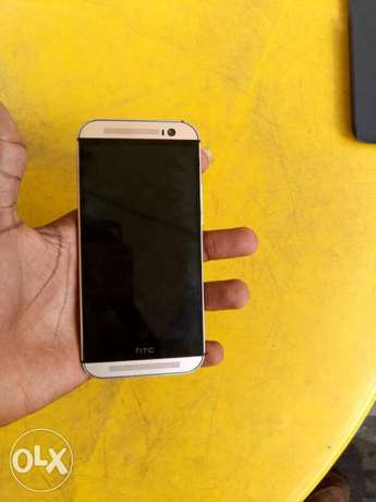 Neat HTC One M8 for sale at 45k Port Harcourt - image 1