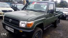 Toyota landcruiser local for quick sale