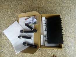 Fairly used 4 way channel microphone for sale in Abuja