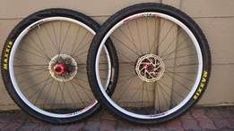 ZTR CREST 29 Wheelset - Hope Hubs