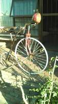 Replica of a Penny farthing