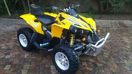 Can Am Renegade 800 4x4 Quad Bike