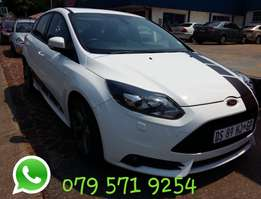 2015 Ford Focus ST 2.0 ST3 R315 000