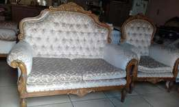 Victorian lounge suite