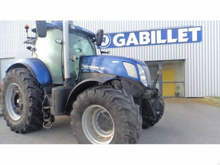 New Holland t7270 - 2014