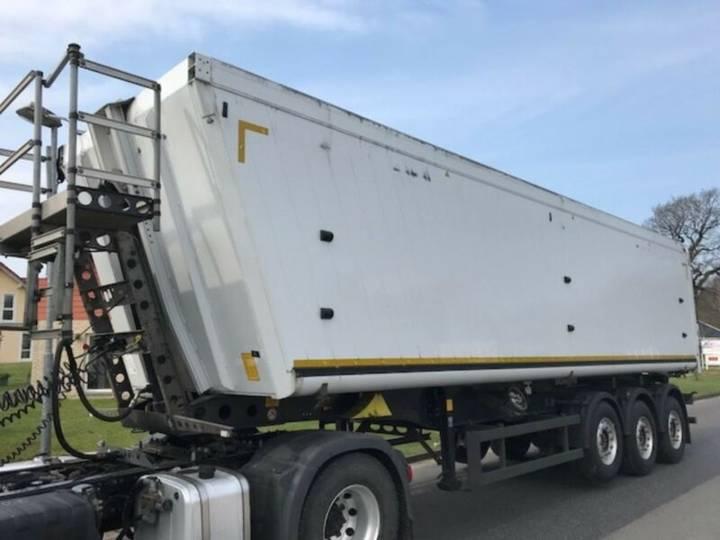 Schmitz Cargobull SKI 24 52m³ Miete möglich! 3 x vorhanden! - 2015