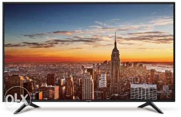 hisense 50 inche smart led tv with inbuilt wifi.Brand new Nairobi CBD - image 1