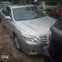 Direct Tokunbo Toyota Camry 2011/2012 XLE, Very OK. Buy & Drive.