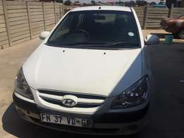 2006 Hyundai Getz Automatic or SWOP WHY