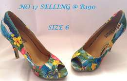 ladies size 6 and 7 shoes