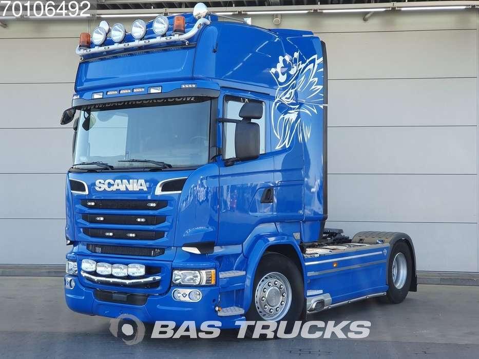 Scania R580 4X2 Retarder V8 Standklima Euro 6 - 2016
