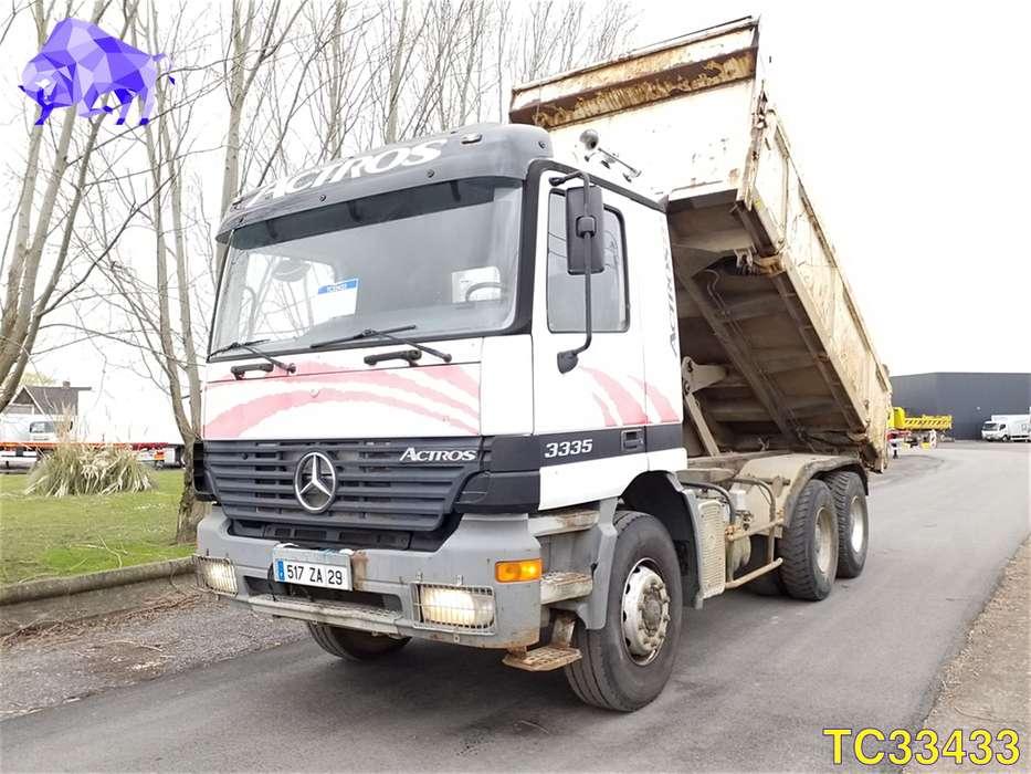 Mercedes-Benz Actros 3335 - 2001
