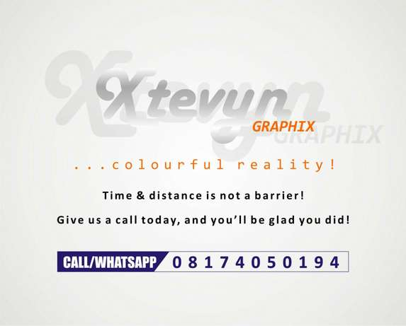 Graphics Design Services Benin City - image 2