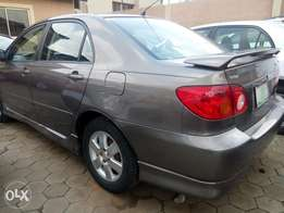 Neatly used Toyota corolla sport edition 2004