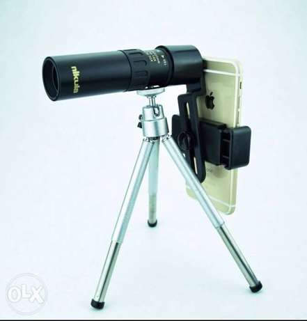 Mobile telescope x25 pro with tripod