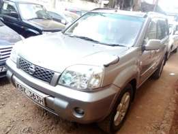Nissan X-Trail 2008 Locally Used For Sale Asking Price 950,000/=