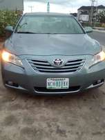 Toyota Camry spider 2008 model barely us