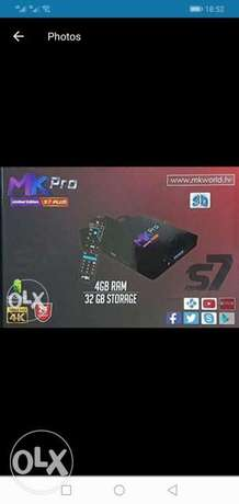 Fixing all satellite TV box new fixing and service Show phone