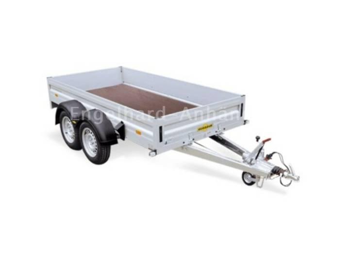 Humbaur HA 25 3015 - 2500 kg Ladehöhe 550 mm