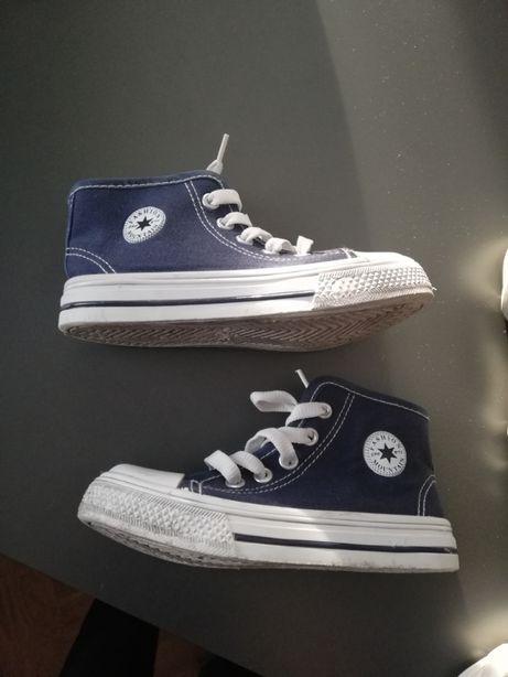 Buty trampki 29 jak converse rozmiar 29 jak nowe Kolbuszowa