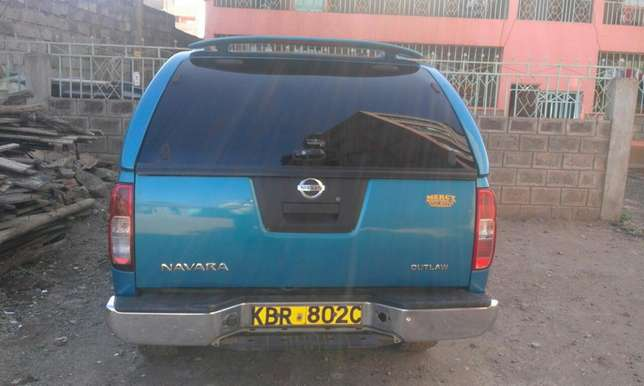 Very clean Nissan Navara double cabin on sale Thika - image 2
