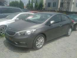 Very Clean Kia Cerato 2013 Black