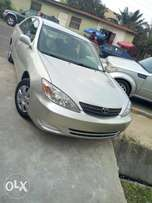 Toyota Camry Big Daddy 2003 Model Very Clean Perfectly Condition Lagos