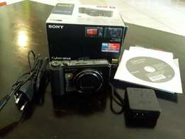 Sony Cyber-shot Dsc-Hx9v Camera Excellent condition for sale R2500