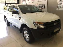 2015 Ford Ranger 2.2 TDCI XL D/C for Only R264950!! Available Now!!