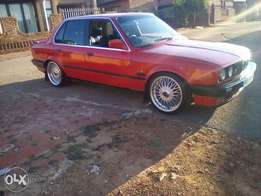 Selling an e30 325i