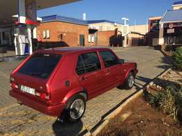 Goodlooking Golf mk1 for a good price!
