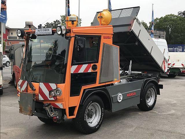 Multicar Hansa APZ 1003L 4x4 Kommunal - 2010