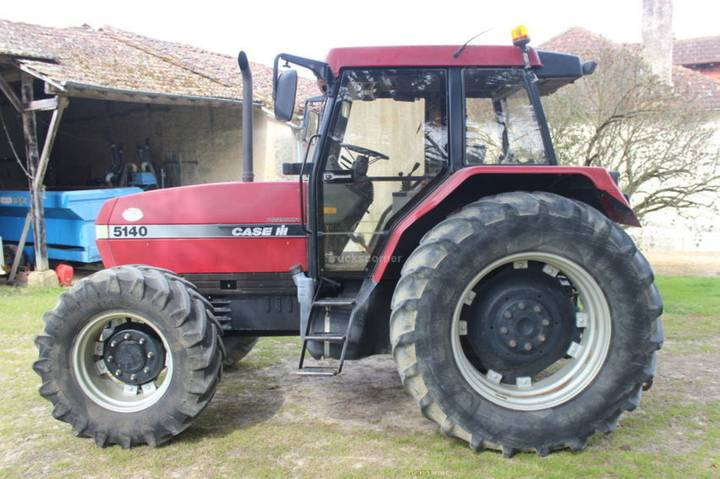 Case IH maxxum 5140 plus - 1996