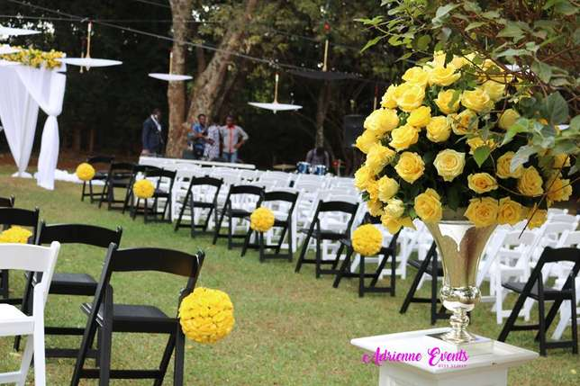 Hexagon tent, Foldable Chairs, Chiavari and Decor Services Westlands - image 1