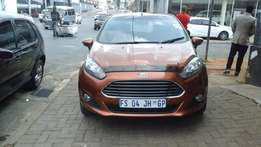 2015 Ford fiesta 1.2 Ecoboost Automatic for sale at R160000