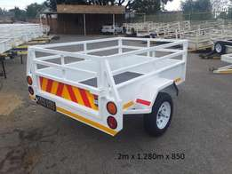 New quality utility trailers with papers.
