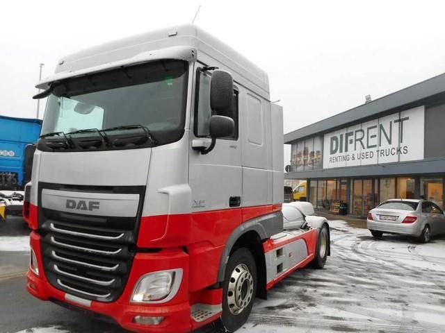 DAF XF 460 FT SPACE CAB - 2013