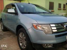Ford edge 08 limited edition
