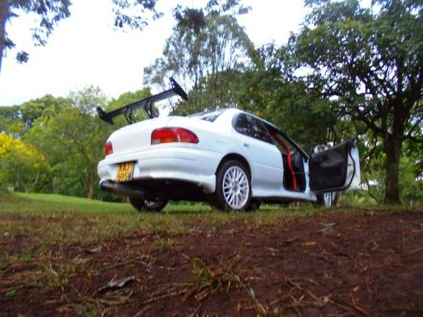 subaru impreza gc8 version 2 in good condition accident free Nairobi CBD - image 3