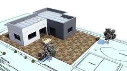 Modular houses 54m2 / 80m2 / 100m2 / 120m2 - DO IT BY YOURSELF