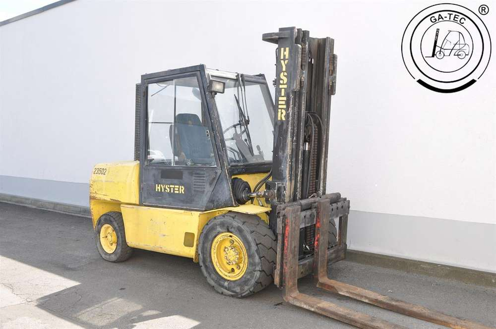 Hyster H5.00XL - 1996 - image 4