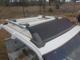 Nissan hardbody roof carrier