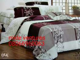 Quality bedsheets and duvets