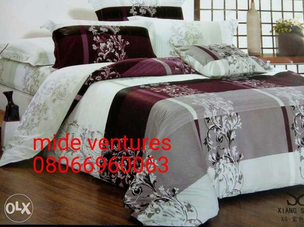 Quality bedsheets and duvets Alimosho - image 1