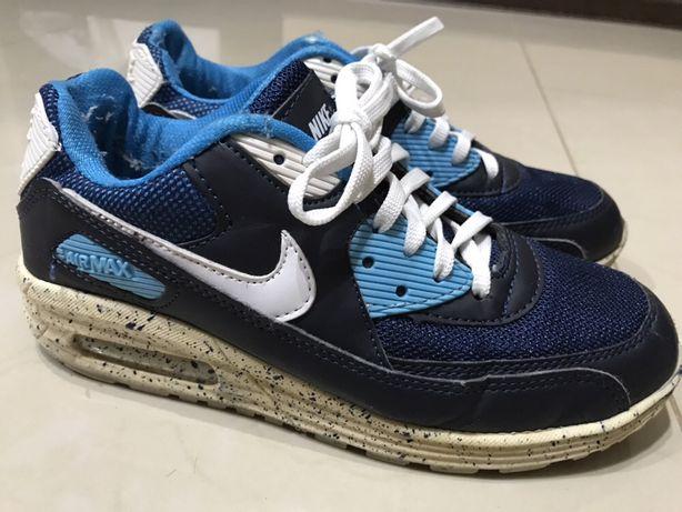 Buty Sportowe Nike Air Max 90,Nike Damskie BiałeBiałe Sklep